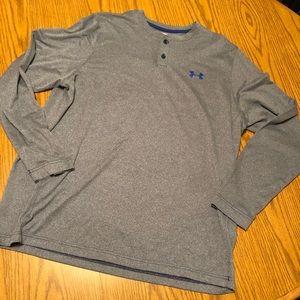 NWOT Under Armour Long Sleeve Shirt